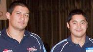 Members of Team Guam.
