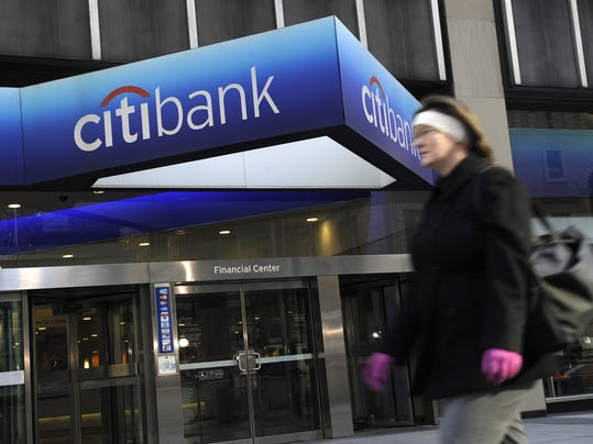 Citigroup agrees to pay $1.1 million for alleged improper trades.