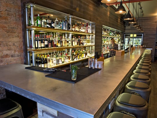 The original Krueger's Tavern in Cincinnati's Over-the-Rhine Gateway Quarter opened in December 2014.