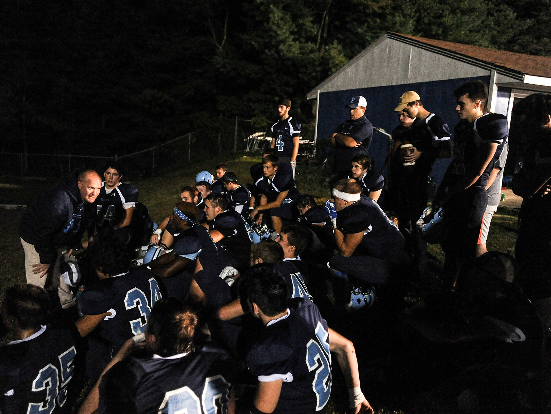 Enka football coach Jeff Frady and the Jets are holding a youth football camp next week at the high school.