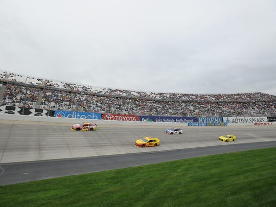 NASCAR Sprint Cup Series AAA 400 at Dover International Speedway in Dover, Del.