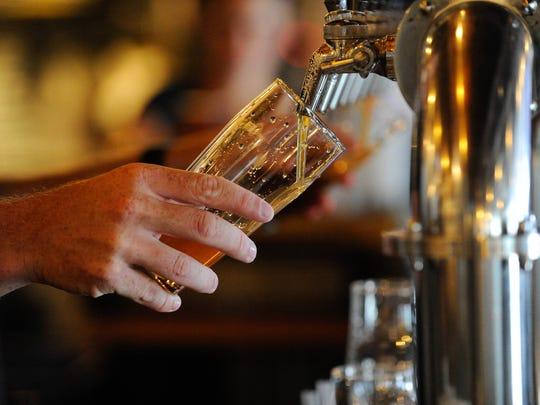 The Salisbury Good Beer Festival returns this weekend.