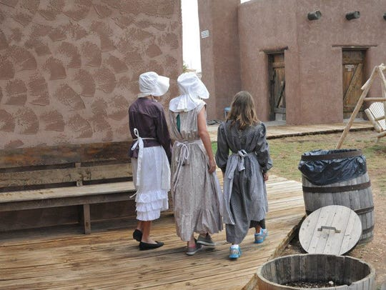 The Old Fort Bliss Replica will celebrate its anniversary