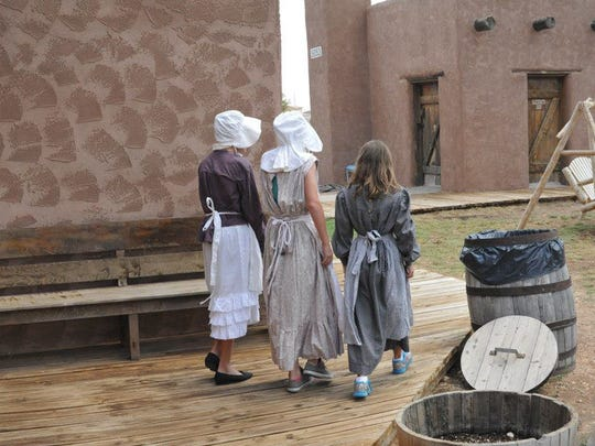 Old Fort Bliss will have a Living History Kids Day Nov. 2.