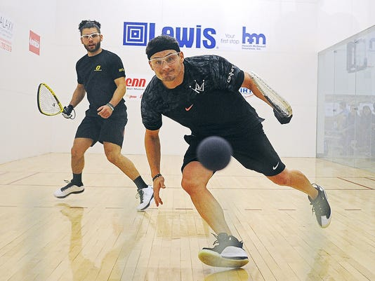 Lewis Pro-Am Racquetball