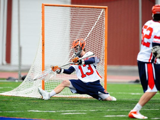 Sophomore Tim Brady returns for Gettysburg College