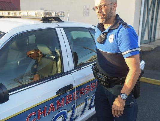 CPO-Coffee Cop Chambersburg-030316