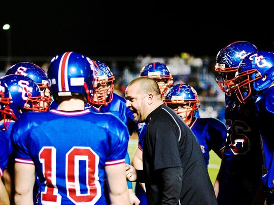 Russ Stoner, who was 17-25 in four seasons at Spring Grove, will take over a Bearcats team that went 0-10 last season.