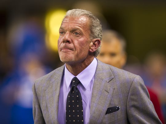 Insider Stephen Holder sat down with Jim Irsay on a yacht Tuesday in South Florida.