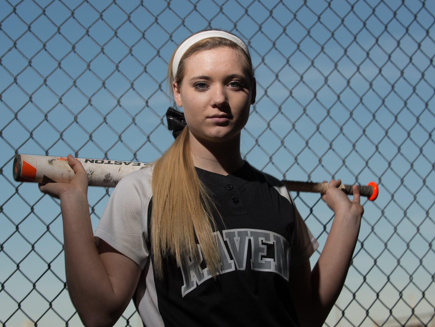Sussex Tech catcher Shannon Lord went 2-for-3 with two doubles in the Ravens' come-from-behind, 7-6 win over Sussex Central last Tuesday.
