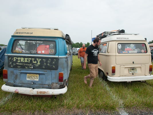 firefly camping