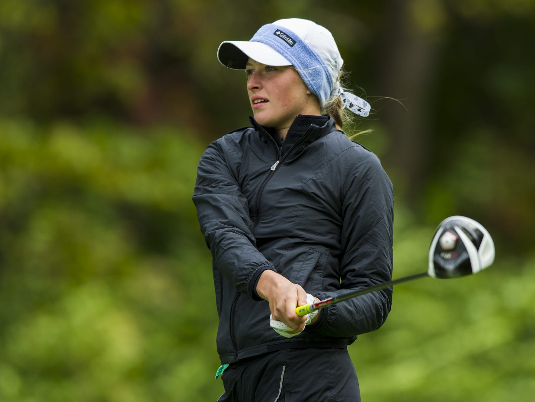 Westfield's Cailyn Henderson won the Indiana Junior PGA Open this summer.