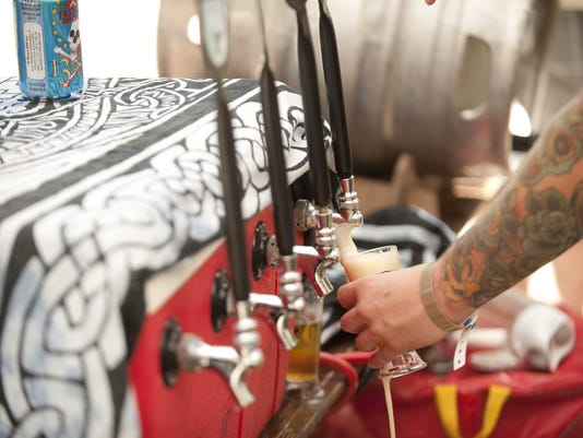 New brew fest
