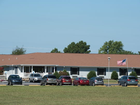 View of Pinnacle Rehabilitation & Healthcare in Smyrna.