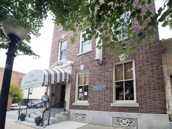 The story of York Elks Lodge 213 both intersects and