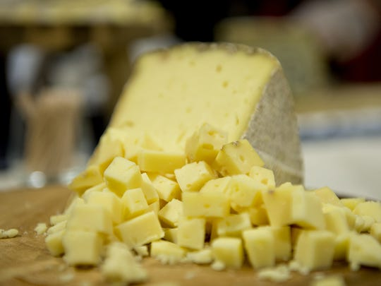 Jungle Jim's Big Cheese Festival takes place Saturday and Sunday.