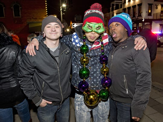 ENQUIRER FEBRUARY 12, 2017 - MAINSTRASSE MARDI GRAS