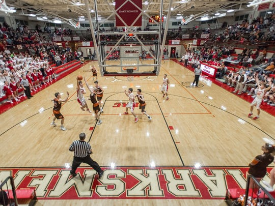 The Hoosier Hardwood Photo Project - a journey to Indiana's historic high school gyms