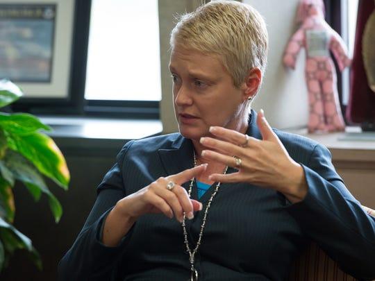 Delaware Department of Transportation Secretary Jennifer Cohan
