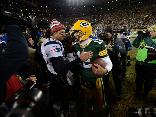 Packers Patriots