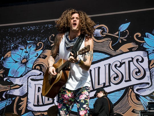 David Shaw and the Revivalists will close out Hulaween 2017.