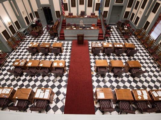 News: Senate Chambers
