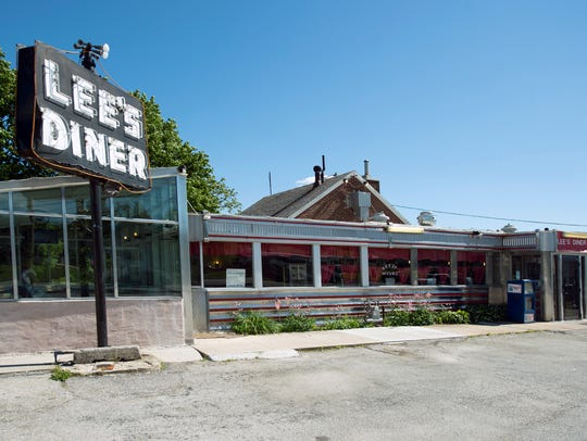 Lee's Diner along Route 30 in West Manchester Township.