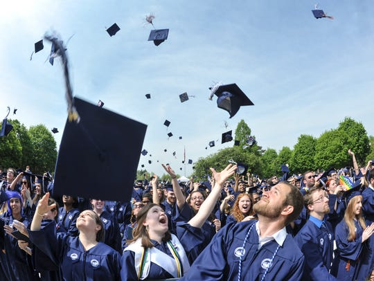 UNC Asheville has a graduation rate of 62 percent.