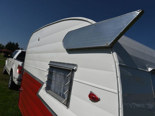 The Hot August Nights Vintage Trailer Revival at Rancho