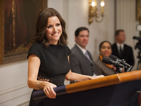 """""""Veep,"""" which stars Julia Louis-Dreyfus, is one of many shows and movies HBO is making available for free during April to encourage people to stay home during the coronavirus pandemic."""