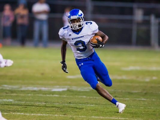 High School Football:  Woodmont at Mauldin