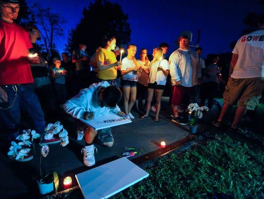 Community mourns Dover teen