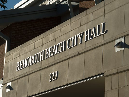 News: Rehoboth City Hall