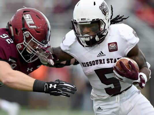 Missouri State defeats Southern Illinois for second-straight win