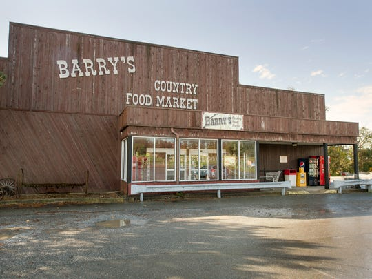 The current building known as Barry's Country Food Market in Craley, Pa. opened in 1989. The first building was nearby.