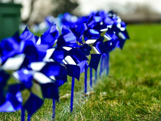 Child abuse remembrance