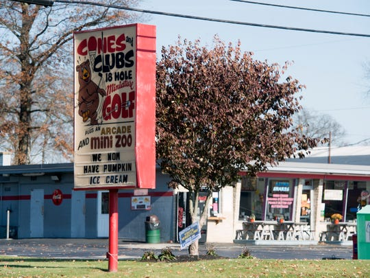 "At Mack's Ice Cream in Hellam Township on Monday, owner James ""Jimmy Mack"" McDaniel Jr. had little to say about the animals being removed, other than: ""It's done. It's over. That's it."""