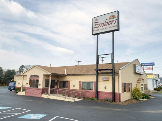 The Embers Steakhouse closed in March after more than