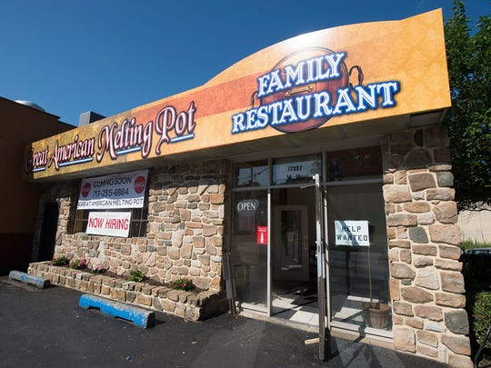 The Great American Melting Pot in Glen Rock closed