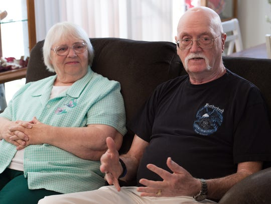 Virginia and Jack Cotterman moved to Kent County from Texas after looking at places up and down the Eastern Seaboard. They chose Delaware because of the lower property taxes, affordable housing and central location.