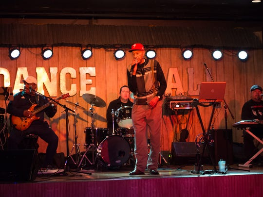"The ""On The Edge Band"" performs Saturday night at The Boulevard Live Entertainment Restaurant in Dover. Owner Charles Boyer said he will bring in a variety of bands on the weekends."