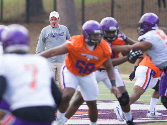 Northwestern State's spring game, the Delaney Bowl, is set for March 30.