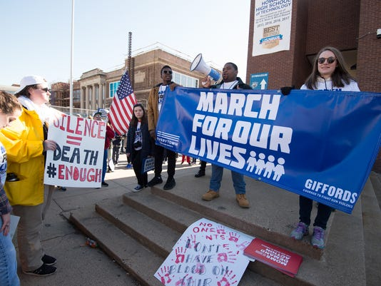 News: March for our lives