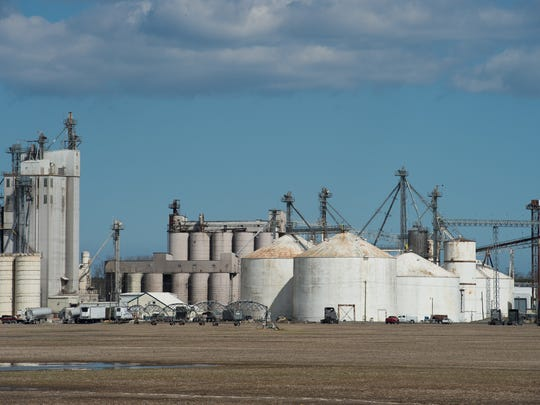 Mountaire Farms' chicken plant near Millsboro.