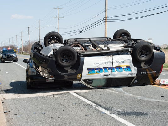 News: Middletown accident