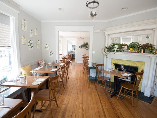 Heirloom in Lewes, located in a renovated Victorian house with a modern approach that dates back to 1899.