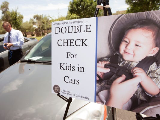 PNI DCS warns of dangers of leaving kids in cars-Wednesday