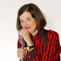 Paula Poundstone, comedian and cat-lover