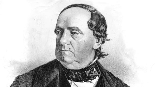 Gov. Lewis Cass