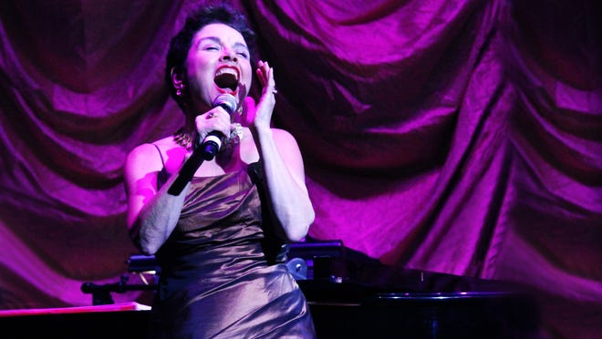 Christine Andreas returns to the Annenberg Theater on Feb. 20, 2016. She may not be a household name, but Annenberg Theater Council member and Broadway lyricist David Zippel compares her vocal skills to Barbra Streisand